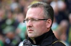 Villa close to appointing Lambert – reports