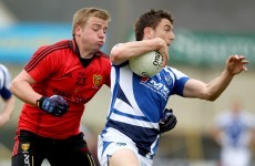 McConville to make Down debut v Fermanagh