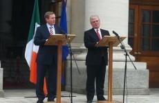 Ireland must progress in seeking 'long-term sustainable deal' for Ireland's bank debt