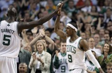Now we've got a series! Celtics win to cut Heat lead