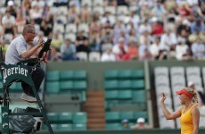 'A disgrace' — Wozniacki attacks French Open officials
