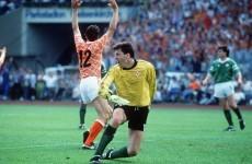 5 days to Euro 2012: flukiest goal ever scored?