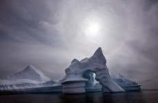 Huge quantities of plankton discovered under Arctic ice