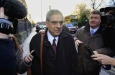 "IMF to send ""around a dozen"" for Irish talks"
