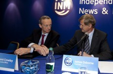 Independent News & Media chairman and finance chief voted off board