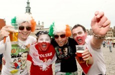 LIVEBLOG: Euro 2012, day 2