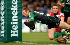 Here comes the cavalry: Duffy in the air as Earls' tour hangs in the balance