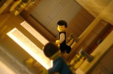 Someone has made a Lego version of Inception. Yes, it's still confusing