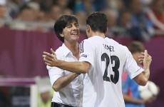 Loew defends goal-scorer Gomez