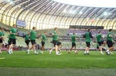 Spain v Ireland: 'This is the biggest game Ireland have ever played'
