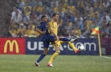 As it happened: Ukraine v France, Euro 2012