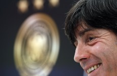 Loew leaves the politics to Merkel for Greek clash