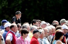 Is the Irish Open to tee off next summer?