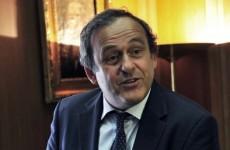 Platini wants a Germany-Spain final