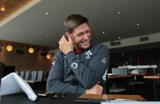 Ronan O'Gara: 'I would have only been too happy to have a crack off that late penalty'