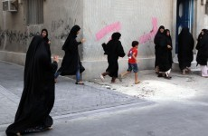 Bahrain court delays verdict for 11-year-old 'protester'