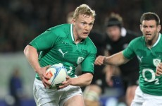 Earls back on the left wing as Kidney names strong side for Third Test