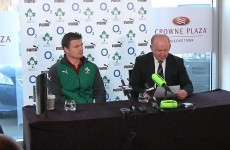Ireland's Call – Part Three: You asked, O'Driscoll and Kidney answered