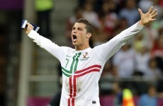 King of the world: Ronaldo rises to the occasion… again
