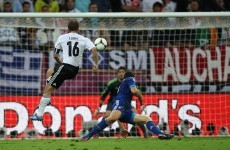 As it happened: Germany v Greece, Euro 2012 quarter-finals