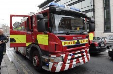 Man dies in early-morning apartment fire in central Cork