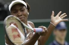 I won't quit, says Venus after 15-year Wimbledon low
