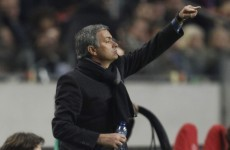 Did Mourinho orchestrate dirty tricks in Amsterdam?