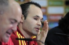 Spain are not boring to watch, insists Iniesta