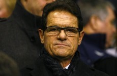 'He only understands Scottish' – Capello hits back at Rooney