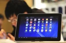US court blocks sales of Samsung Galaxy Tab in patent dispute