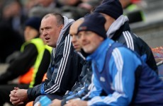 Leinster SFC: No change for Gilroy's Dubs
