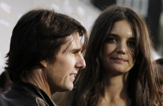 Photos: Katie Holmes files for sole custody in divorce from Tom Cruise