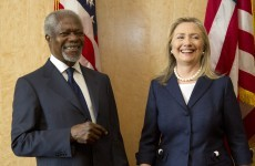 Annan warns 'history will judge' the world's failure on Syria