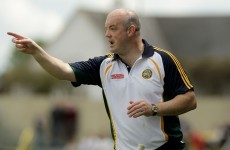 Offaly name new goalkeeper for hurling qualifier clash