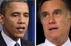 US election: Romney and Republicans 'raised over $100m last month'