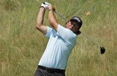 Phil Mickelson signs up as late entry for Scottish Open before major challenge