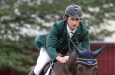 Lynch dropped from Irish show-jumping team for London Olympics