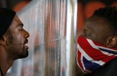 Haye, Chisora warm up for 'grudge' contest
