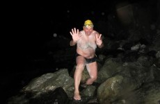 Irish swimmer completes gruelling open water challenge