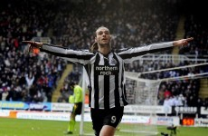 Toon return? Newcastle bid to bring back Carroll – reports