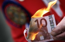 Could Ireland burn the bondholders?
