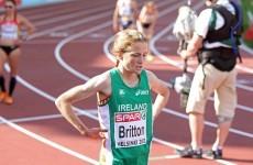 London 2012: Introducing… Fionnuala Britton
