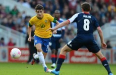 Preliminaries: Oscar has taken Chelsea medical