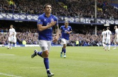 Toffee/Apple: Tim Cahill poised for New York move