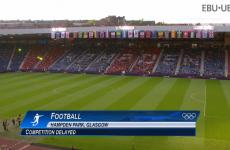 London 2012: North Korean women's footballers delay opener in flag dispute