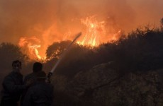 Thank you: Turkey's aid to Israeli wildfire crisis breaks diplomatic stalemate