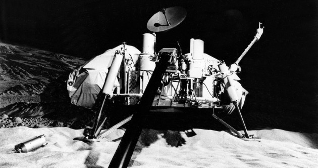In pics: Missions to Mars through the years