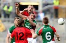 Mayo cruise to comfortable quarter-final success against Down