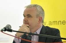 My favourite speech: executive director of Amnesty International Colm O'Gorman