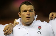 England prop Stevens retires from international rugby